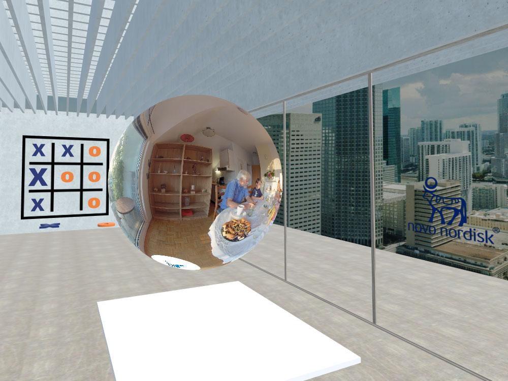 VR Demo center 2020
